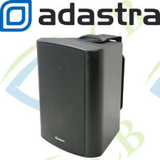 "Adastra BC5V-B 5.25"" 100V Wall Speaker Black 45W Background Music Installation"