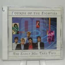 SOUNDS OF THE EIGHTIES The Early 80s Take Two Time Life CD New & Sealed 18 SONGS