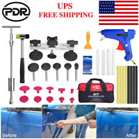 PDR Tools Slide Hammer Car Body Hail Removal Puller Bridge Paintless Dent Repair