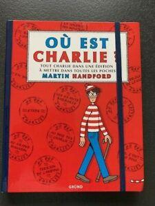 Livre Où Est Charlie ? en Très Bon Etat