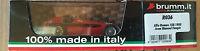 """DIE CAST BRUMM """"ALFA ROMEO 158 JUAN MANUEL FANGIO - 1950"""" R036 1/43"""