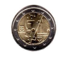 2 euro-moneta da speciali Portogallo 2012 Guimaraes