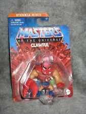 He-Man Masters of the Universe ~ Eternia Minis ~ CLAWFUL ~ MOSC MOTU