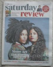 Ibeyi - Times Saturday Review – 18 July 2015
