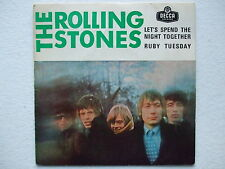 THE ROLLING STONES - LET'S SPEND NIGHT TOGETHER+3 45/7 EP PORTUGAL DECCA PEP1194