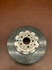 2012 Ferrari California Rear Right Pass Brembo Carbon Ceramic Brake Rotor OEM