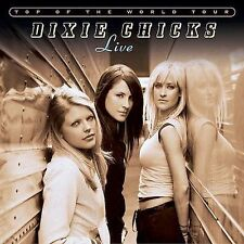 Top of the World Tour: Live by Dixie Chicks (CD, Nov-2003, 2 CDs, BRAND NEW!