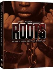 Roots: 30th Anniversary Edition Complete Series DVD Box Set Factory Sealed NEW!
