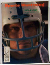 NORM BULAICH COLTS 1971 SPORTS ILLUSTRATED