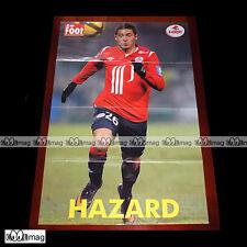 EDEN HAZARD (LILLE OSC LOSC, CHELSEA FC) - Poster Football #PM810