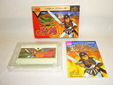MASHO Item Ref/bcb Famicom Nintendo Import JAPAN Boxed Video Game fc