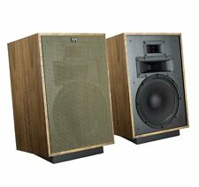 Klipsch Heresy IV American Walnut (Pair) Floorstanding Speakers
