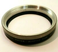 Tiffen 62mm to Series 8 VIII 66mm Retaining Ring Adapter Filter Holder