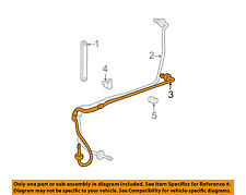 Chevrolet GM OEM 2005 Impala 3.8L-V6 Transmission Oil-Cooler pipe 15264588