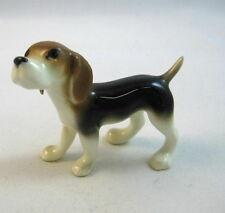 Hagen Renaker miniature Made in America Beagle dog