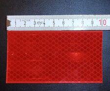10 cm-Reflektorfolie/Reflexfolie 3M™Diamond Grade™ 983 Kontermarkierung-Rot