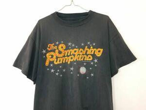 Smashing Pumpkins Distressed 1996 Infinite Sadness Tour Concert CottonT- Shirt