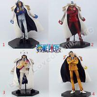 One Piece Marine Vol.2 Kuzan Borsalino Issho AkainuSakazuki 16cm PVC Figure NB
