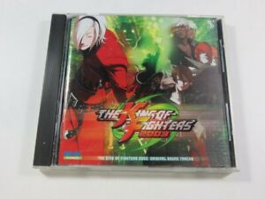 THE KING OF FIGHTERS 2003 ORIGINAL SOUNDTRACK JPN (COMPLET - GOOD CONDITION)(WIT