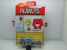 Alterado ego Snoopy Peanuts Joe Cool Hot Wheels Nuevo Como Nuevo En Tarjeta Larga