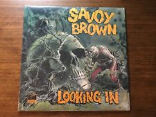 SAVOY BROWN ORIGINAL FIRST PRESSING LP TITLED LOOKING IN STILL FACTORY SEALED