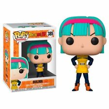 POP FUNKO ANIMATION DRAGON BALL Z 385 BULMA