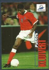 PANINI WORLD CUP 98- #086-HOLLAND & MILAN-PATRICK KLUIVERT