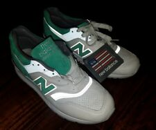 New Balance 997 SZ 9.5 White Mint Kith Ronnie Fieg Made in USA M997CMA