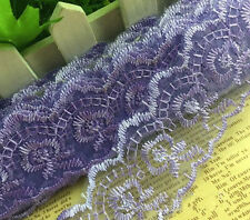 10 Yards Wedding dress embroidery Lace Trim clothing accesories DIY Sewing