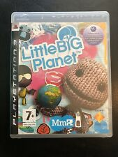 Little Big Planet [PS3, Includes Instructions] - (#VG6)