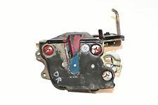 91-98 Geo Tracker Lock Latch Left Driver Rear 4 Door Manual 92 93 94 Sidekick