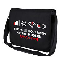 The Four Horsemen of the Modern Apocalypse Fun Motiv Umhängetasche Messenger Bag