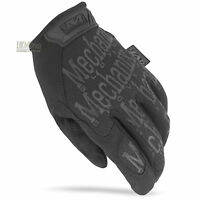 Mechanix Tactical Original Covert Military Army Police Security EDC Gloves Black