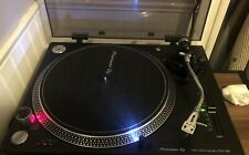 Pioneer Dj PLX-500-k Direct Drive Turntable Mint With Extras (Ortofon) COMPLETE!