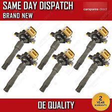 X6 IGNITION COILS FIT FOR BMW X5 E53 PENCIL 2000>2007 BRAND NEW 2 YEARS WARRANTY