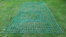 12x 6ft BIG Strong cargo rope scramble net 4treehouse fort climbing frame safety