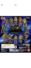 Saint Seiya Golden Saint Specials (Gashapon) **All 12 Variants**