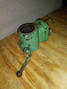"Vintage Delta Rockwell 11"" Drill Press Table 1-7/8"" Post Bracket Mount DP3"