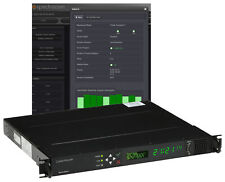 Spectracom SecureSync OCXO NTP Network Time Server GPS 10MHz Oscillator Clock