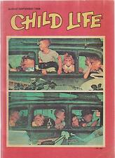 Child Life Magazine NORMAN ROCKWELL August September 1984