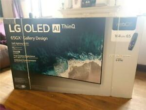 LG OLED65GX6LA (2020) OLED 4K HDR Ultra Smart TV 65 with Freeview  Freesat HD