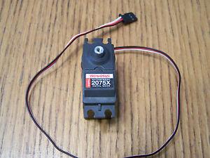 Traxxas 2075X Waterproof Digital Steering Servo Metal Gear TRX-4 UDR E-Revo 2.0