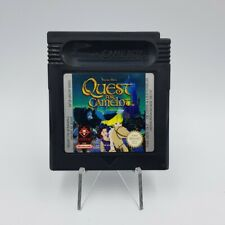 Cartouche Quest for Camelot pour Nintendo Game Boy
