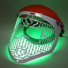 7 Color Led Light Therapy Face Mask Beauty Skin Photon Rejuvenation Acne Remover