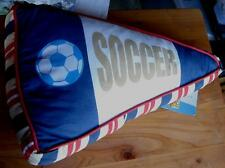 Disney Dreams Sports Soccor/Basketball Pennant Shaped Flag Pillow - BRAND NEW