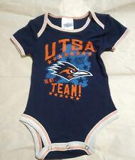 Infant Baby One piece 3-6 Months University Of Texas San Antonio Utsa Roadrunner