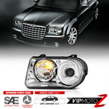 2005-2010 Chrysler 300C FACTORY STYLE Projector Headlights Assembly DRIVER SIDE