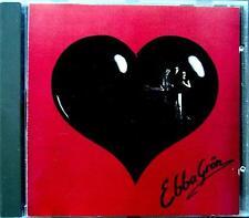 EBBA GRÖN GRON Kärlek Karlek & Uppror Mistlur Sweden MLRCD 17 1990 11 Track CD