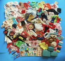 Huge Vintage Barbie 239 Piece Lot • 1960's Clothes & Accessories • Ec/Nm •Tagged