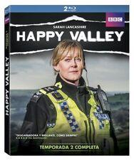 Happy Valley - 2ª Temporada (Blu-Ray) NUEVO Y PRECINTADO
